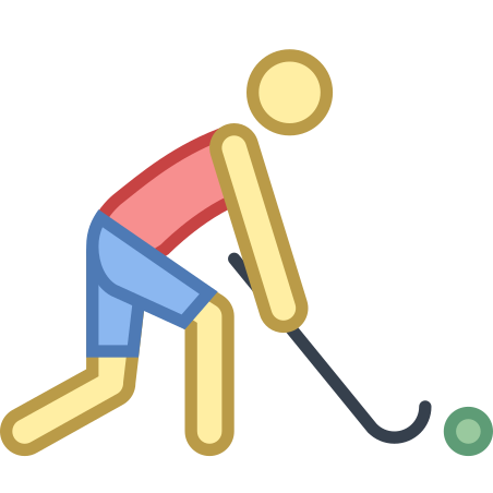 Field Hockey icon in Office