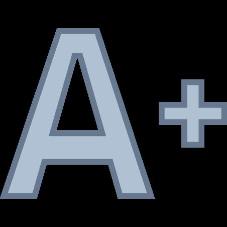 加大字体 icon