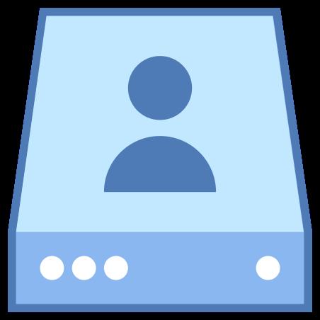 개인 서버 icon