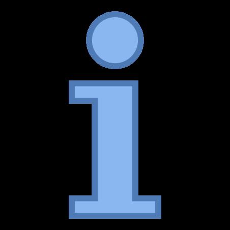 정보 icon