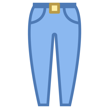 Jeans icon in Office