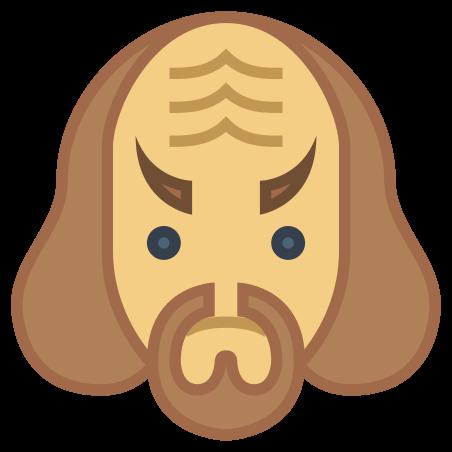 Klingon Head icon