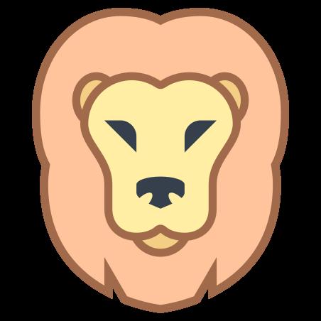 사자 icon