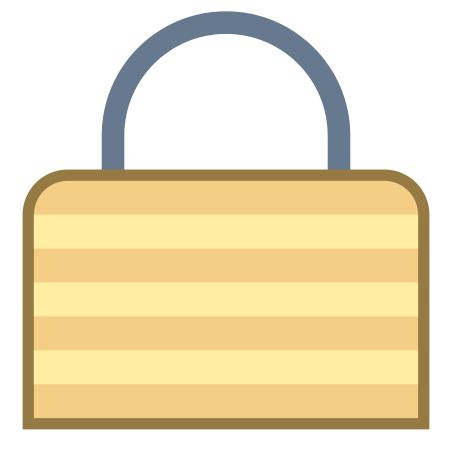 Lock icon in Office