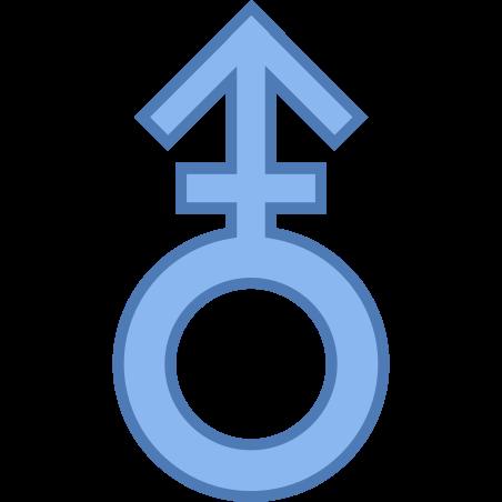 Male Stroke V icon in Office
