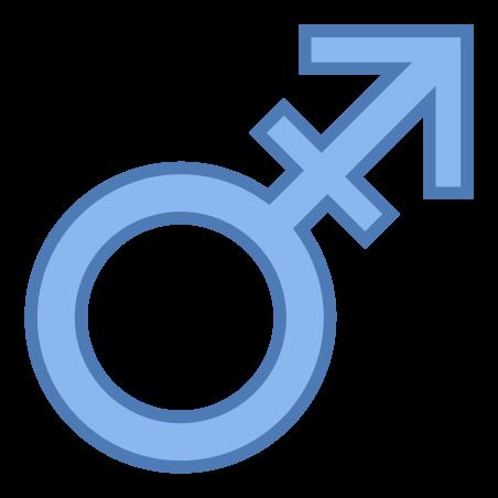 Male Stroke icon in Office
