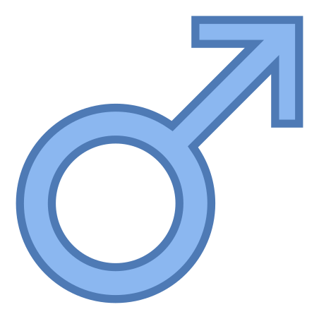 Male icon in Office