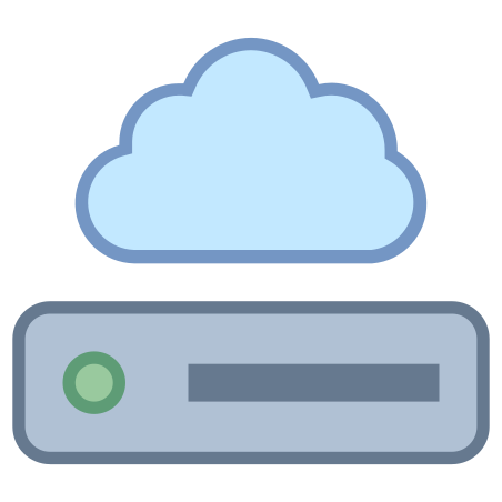 Network Drive icon in Office