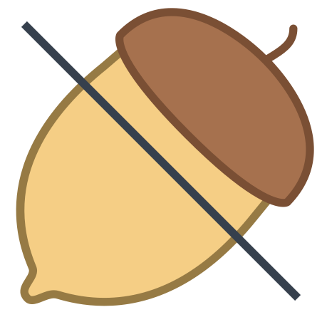 No Nuts icon in Office