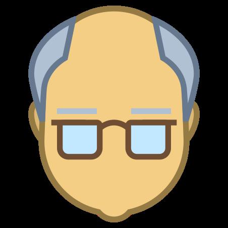 Senior icon in Office