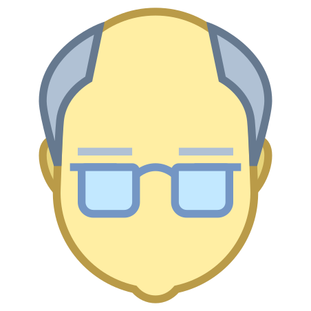 Old Man icon in Office