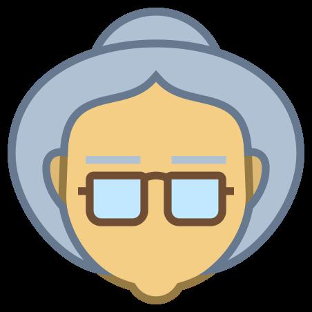 Grandma icon in Office