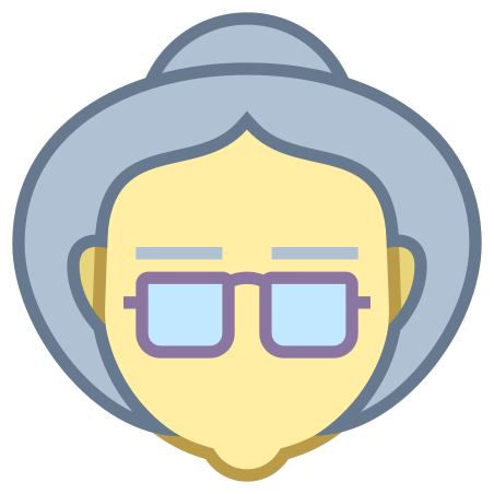 Old Woman icon in Office