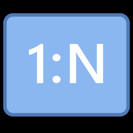 많은 하나 icon
