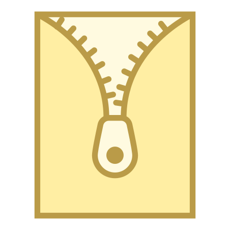 Open Archive icon in Office