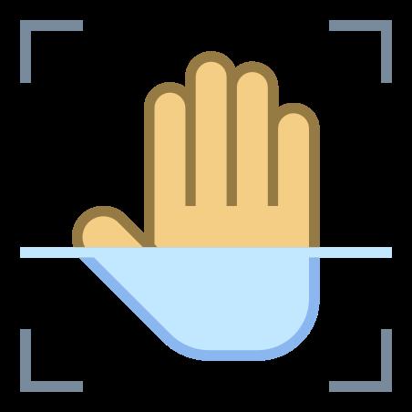 Análisis de la palma icon