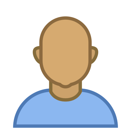 Person Neutral Skin Type 5 icon in Office