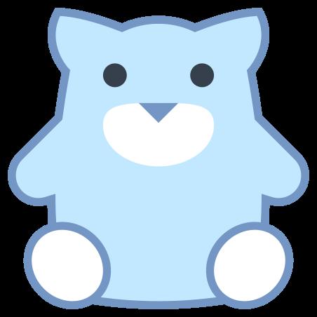 ぬいぐるみ icon