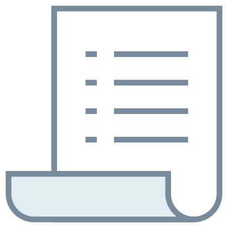 Purchase Order icon in Office