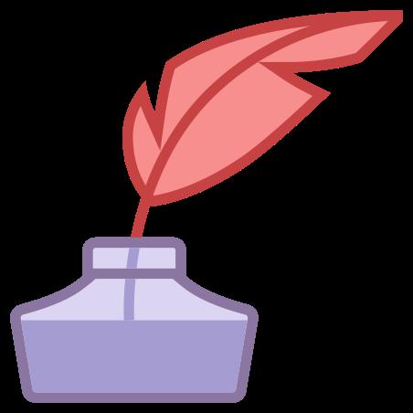 잉크와 퀼 icon