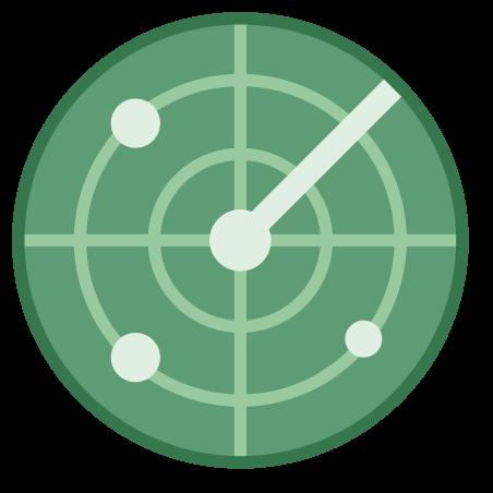 Radar icon in Office