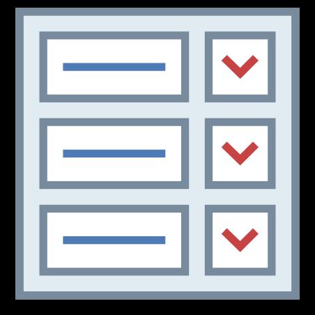 보고서 카드 icon