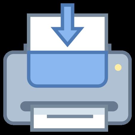 Send to Printer icon