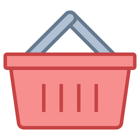 Shopping Basket icon in Office