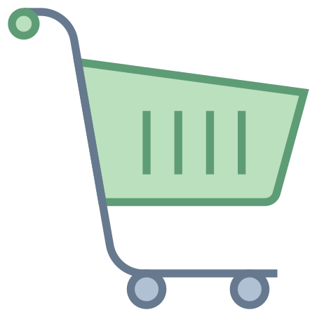 Shopping Cart icon in Office