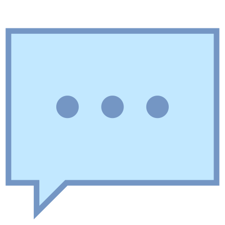 SMS icon in Office