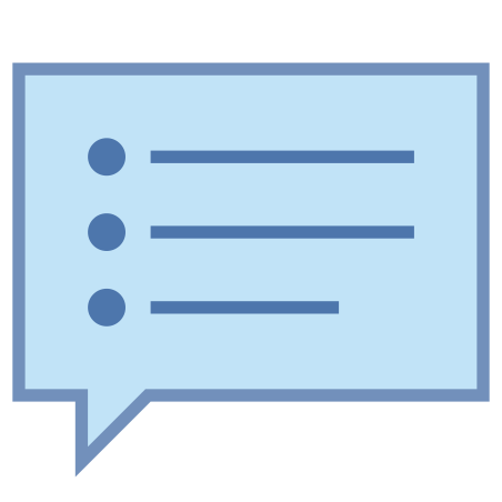 Speaker Notes icon