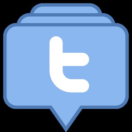 트윗의 스택 icon in Office