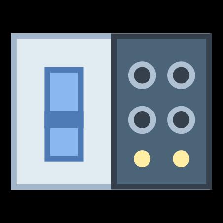 Tableau électrique icon