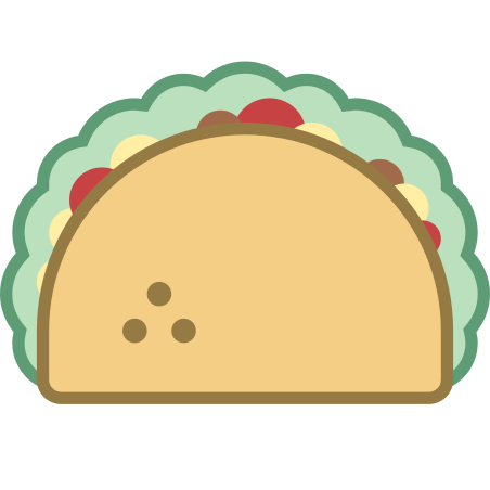 Taco icon in Office