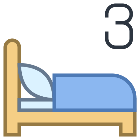 Three Beds icon