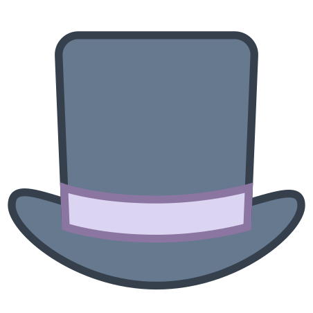 Top Hat icon in Office