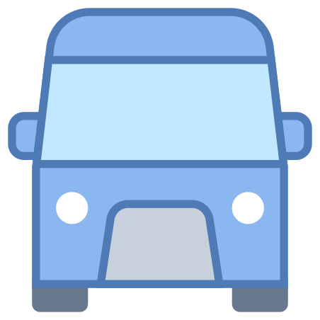 Transportation icon in Office