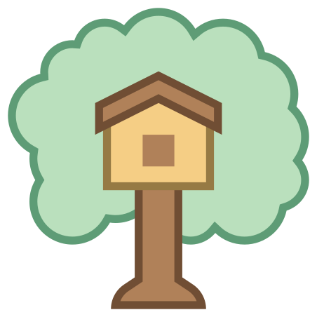 Treehouse icon