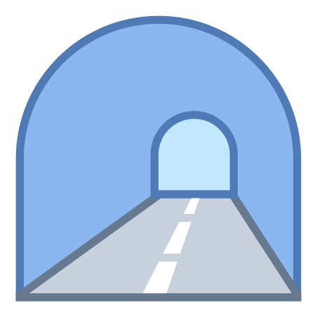 Tunnel icon in Office