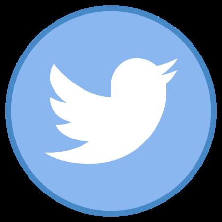 Twitter Circled icon
