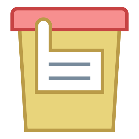 소변 컬렉션 icon