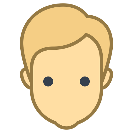 User Male Skin Type 3 icon in Office