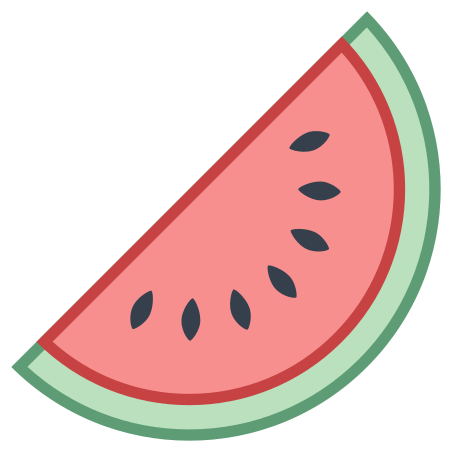 Watermelon icon in Office
