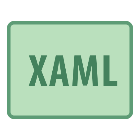 XAML Icon - Free Download, PNG and Vector