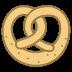 Bawarski precel icon