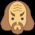 Cabeza de Klingon icon