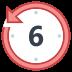 Last 6 Hours icon