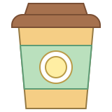 coffee to-go icon