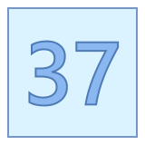 37 icon