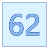 62 icon